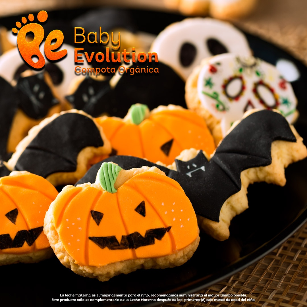 5 recetas saludables para Halloween que darás sin remordimiento - Murciélagos de avena