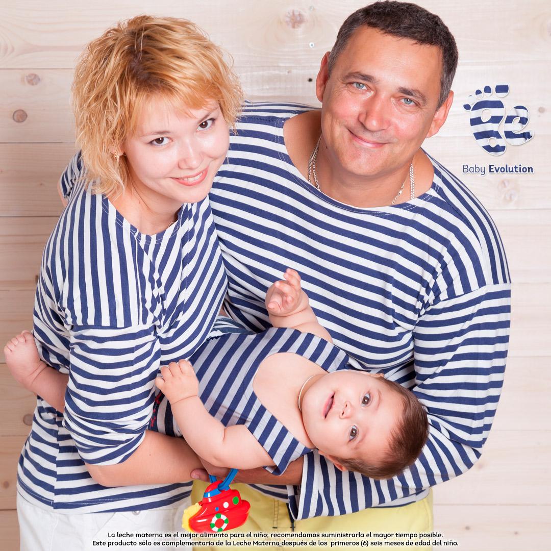 ¿Influyen los genes para que un niño se parezca a papá o a mamá?