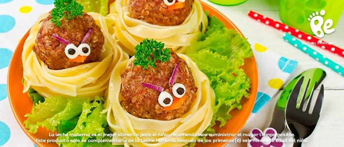 Estimula visualmente a tu hijo con alimentos coloridos - Niditos de tortolitas