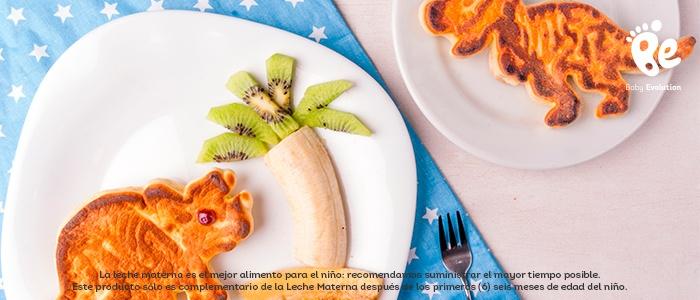 Estimula visualmente a tu hijo con alimentos coloridos - Dinodeliciosos