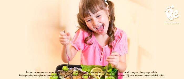 Ideas para el menú de tu hijo