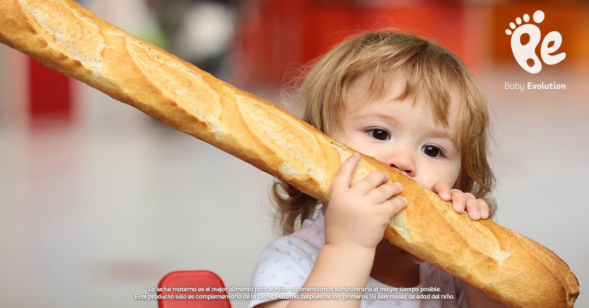 Blog ser padres - El pan, ¿es un alimento saludable para niños? ¿Y el gluten del pan? ¿Es malo para los niños?