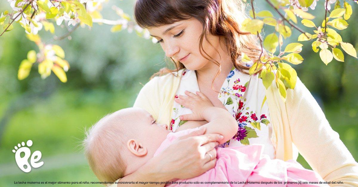 Importancia de la comida Saludable Para Niños - Importancia de la lactancia materna