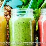 5 batidos saludables y deliciosos para una tarde soleada