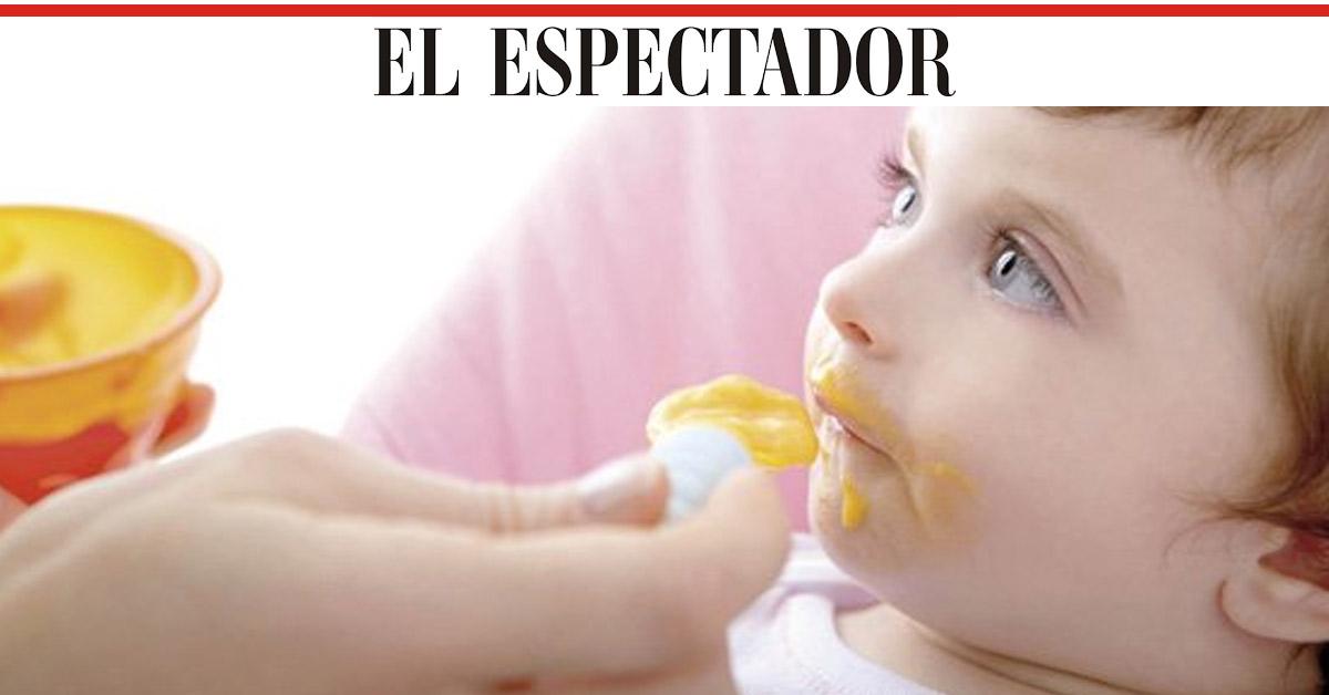 Baby Evolution en periodico El Espectador
