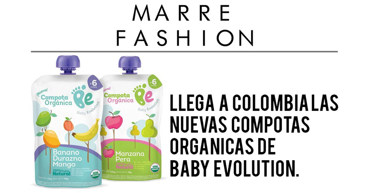 baby evolution marre fashion