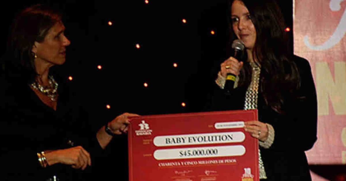 Baby Evolution Premio destapa futuro Bavaria