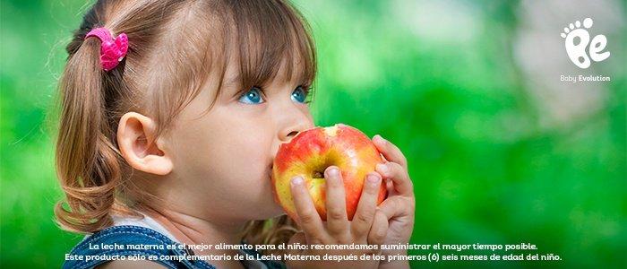Banano, pera y manzana las primeras