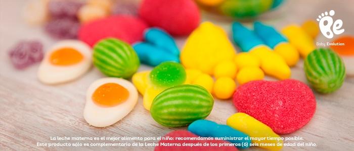 Efectos del azúcar en la nutrición infantil - Alimentos con azúcar agregado