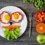 huevos receta vegetales comida divertida bebes seis meses
