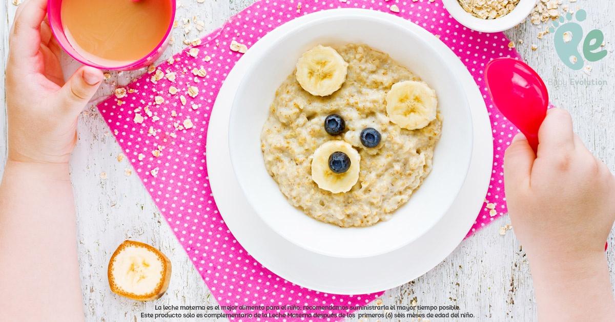 Ingredientes claves en la alimentación complementaria 6 meses
