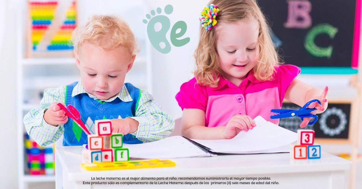 ¿Influye una alimentación adecuada en la inteligencia de los niños? Desarrollo cognitivo y comportamiento