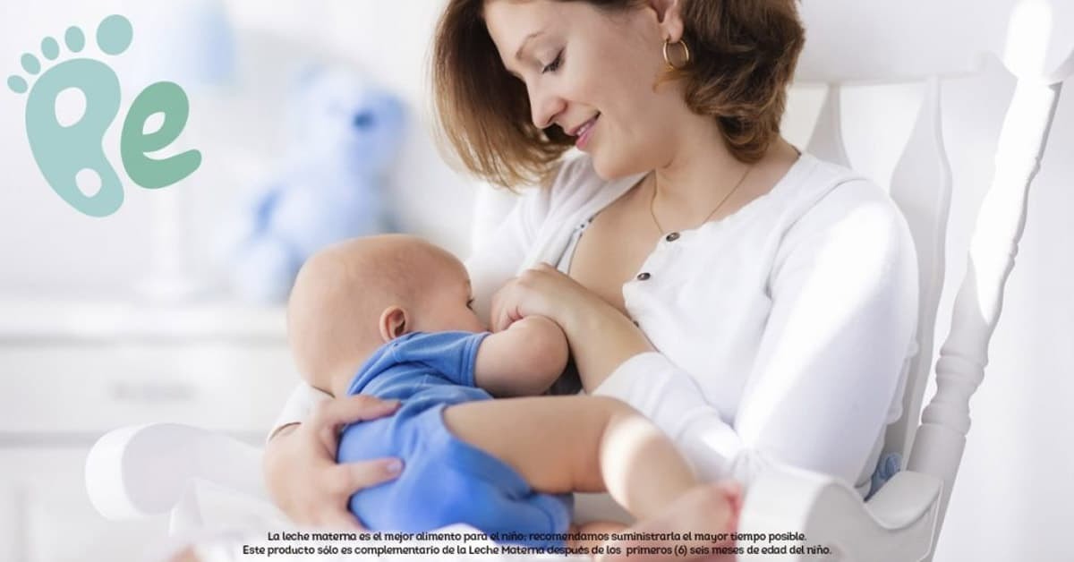 6 razones por las cuales hay que decirle sí a la lactancia materna