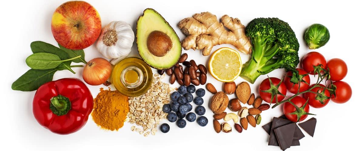 Importancia de la comida Saludable Para Niños - Varias