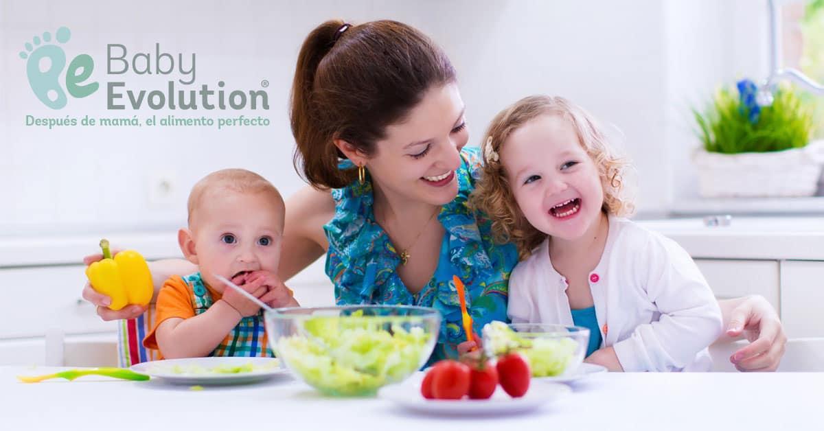 Importancia de la comida Saludable Para Niños - 2017