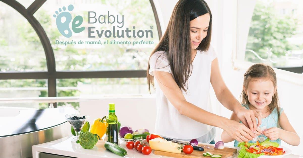 Baby Evolution Blog comida saludable para niños