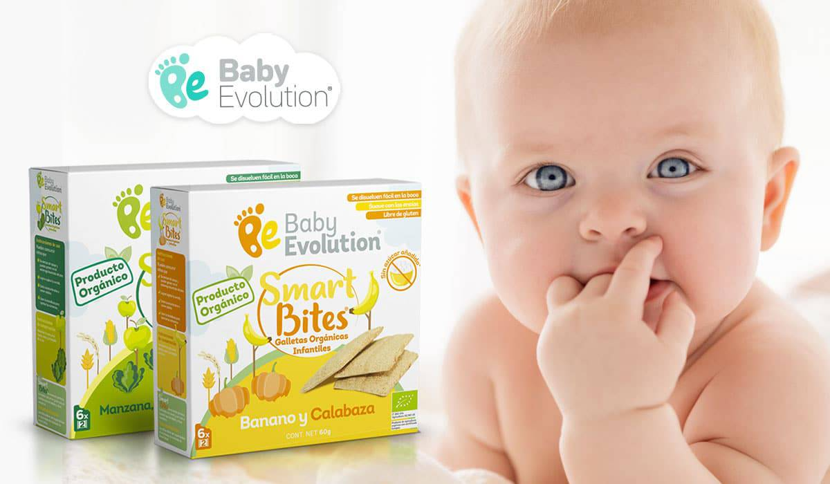 Galletas Baby Evolution
