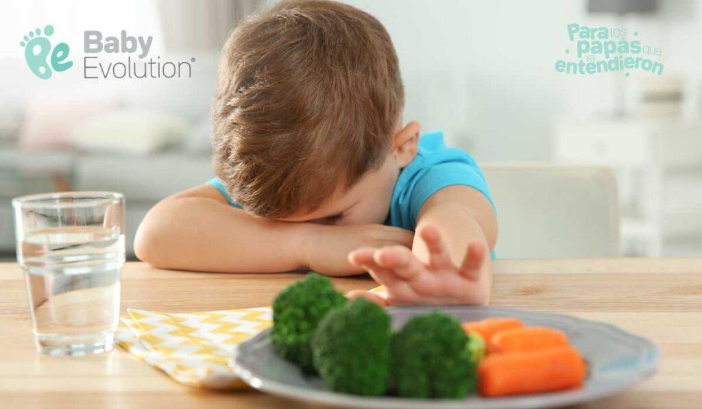 """Qué hacer si """"mi hijo no come"""""""