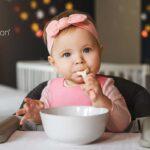 Conoce la alimentación adecuada para niños desde el 1er año