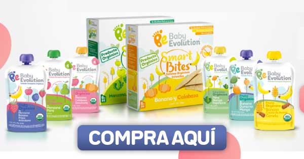 Compra Baby evolution